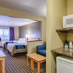 Our King Suite Guestroom