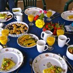Foto de Blue Heron Farm Bed and Breakfast
