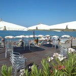 Lungomare, bar convenzionato all'hotel