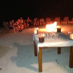 Saturday Night BBQ on the beach.....Awesome!