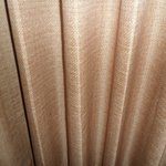 "Makai Club ""Upgrade"" Drapes Closeup"