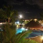 A night in Punta Cana