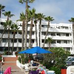 Worldmark Rosarito Beach building