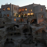 Foto de Blue Valley Cave Hotel