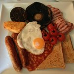 Brilliant Full English Breakfast
