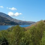 Stunning lochs and mountains