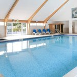 Heated Indoor Pool with Toddler Area