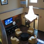 Φωτογραφία: Hampton Inn I-40 E (Tinker Air Force Base)