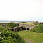 Fort Casey fortifications