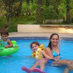 At Natuga is easy to create nice moments with family