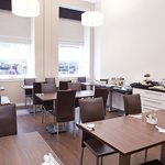 Breakfast Room at Fraser Suites Glasgow