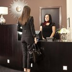 24-hour Reception at Fraser Suites Glasgow