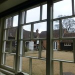 The view she saw: Austen House Museum, Chawton