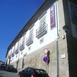 Hotel Palacio Dos Melos in the heart of Viseu old town