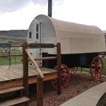 Sheepherder Wagon