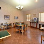 Photo de BEST WESTERN TimberRidge Inn