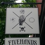 Fivehands Curiosity Shoppe