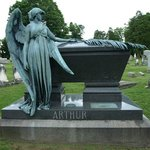Tomb with Angel
