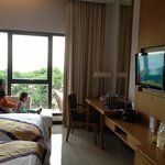 Deluxe Twin Seaview Room - Beach Wing