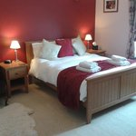 Superior Room - en-suite. From £42.50 pppn
