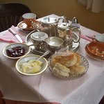 Have a cream tea whilst your here, from £5