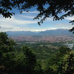 View of Turin from Superga