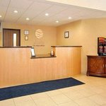 Comfort Inn & Suites Hermiston resmi