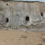 Caves at Botney bay