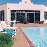 Enjoy the Sun at Our Outdoor Pool