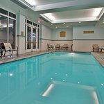 Indoor Pool Open 24 Hours for Guests Enjoyment