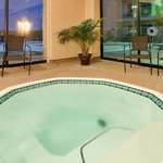 Relax in the whirlpool after a long day of fun in Branson
