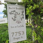 صورة فوتوغرافية لـ ‪The Bed and Breakfast Inn at La Jolla‬