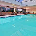 Our heated, indoor swimming pool is perfect for a dip