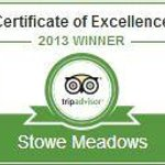 TripAdvisor 2013 Winner - Certificate of Excellence