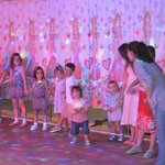 kids mini disco