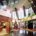 Holiday Lobby