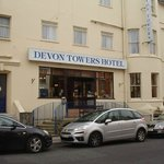 Foto van Devon Towers Hotel
