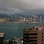 Not a great day, but for HK the view's not bad.