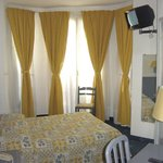 Room with private facilities