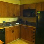 Kitchenette that was a great asset to a couple or small family.
