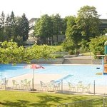 Swimming pool in Kloten