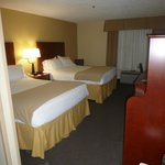 Φωτογραφία: Holiday Inn Express Anniston / Oxford