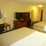 Holiday Inn Express Anniston / Oxford resmi