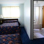 room 23  (3rd bed), nearby restroom