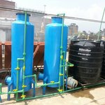 New advance water Purification