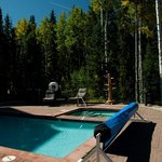 Pool Area Fall