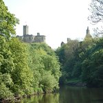 Along the River Coquet, Warkworth