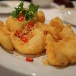 salted chilli calamari ! so amazing !