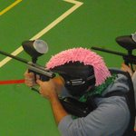 Shoot N Scoot Indoor Paintball