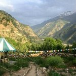 Igloo Nature camp Sangla